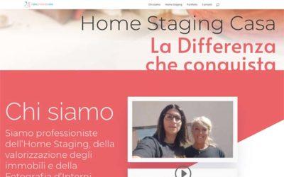 Il sito e l'app di Home Staging Casa