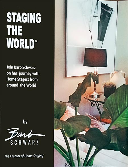 Staging the world - Barb Schwarz book